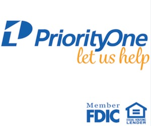 PriorityOne Bank 300x250