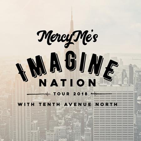 MercyMe's Imagine Nation Tour