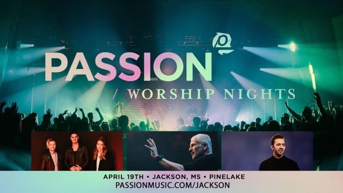 Passion Worship Nights