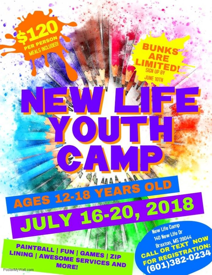 New Life Youth Camp