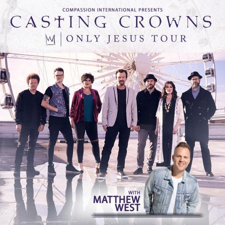 Casting Crowns & Matthew West In Concert