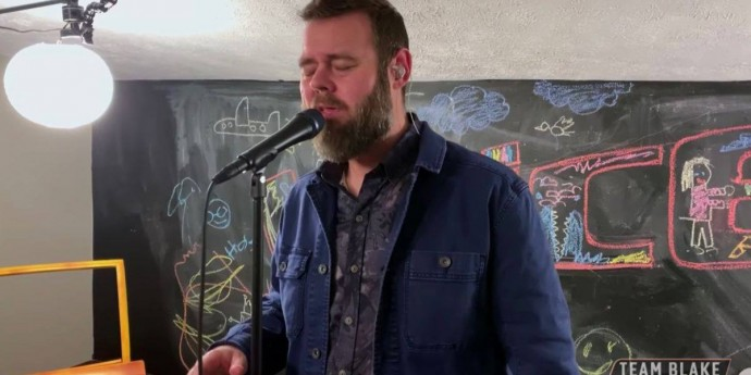 Todd Tilghman in Concert