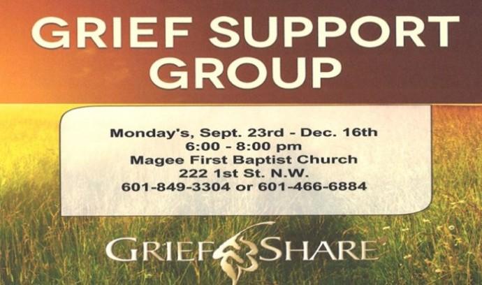 First Baptist Church Grief Share