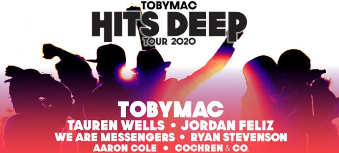 TobyMac's Hits Deep Tour