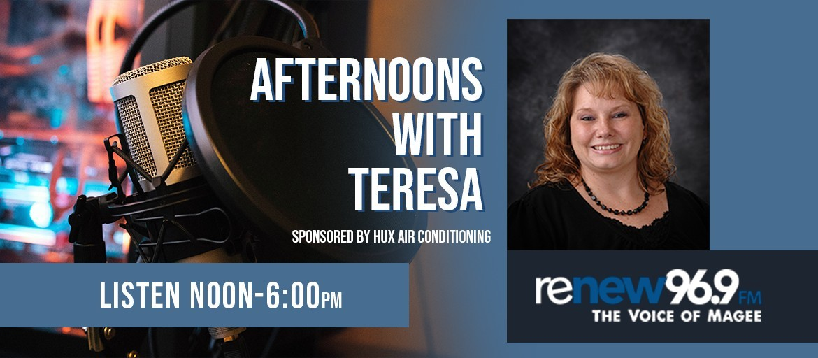 Afternoon's with Teresa